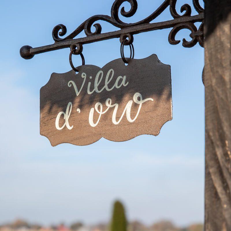 Villa d'oro droomeind vakantiewoningen en paardenhotel 27