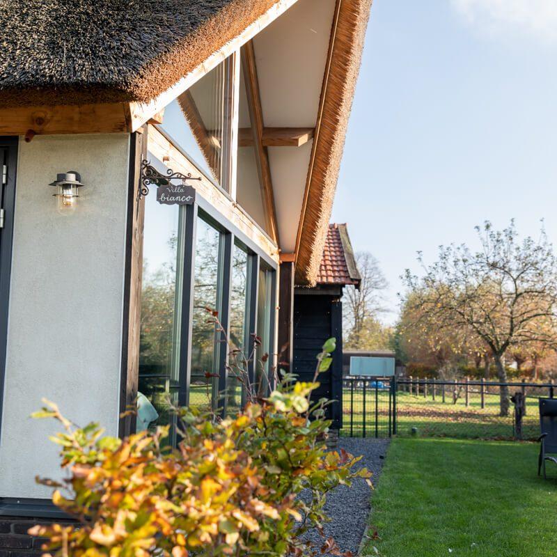 vakantiewoning met paardenhotel alphen brabant villa Bianco 10