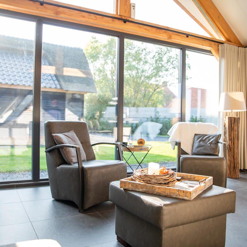 vakantiewoning met paardenhotel alphen brabant villa Bianco 27