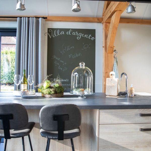 vakantiewoning met paardenhotel alphen brabant villa D'argento13