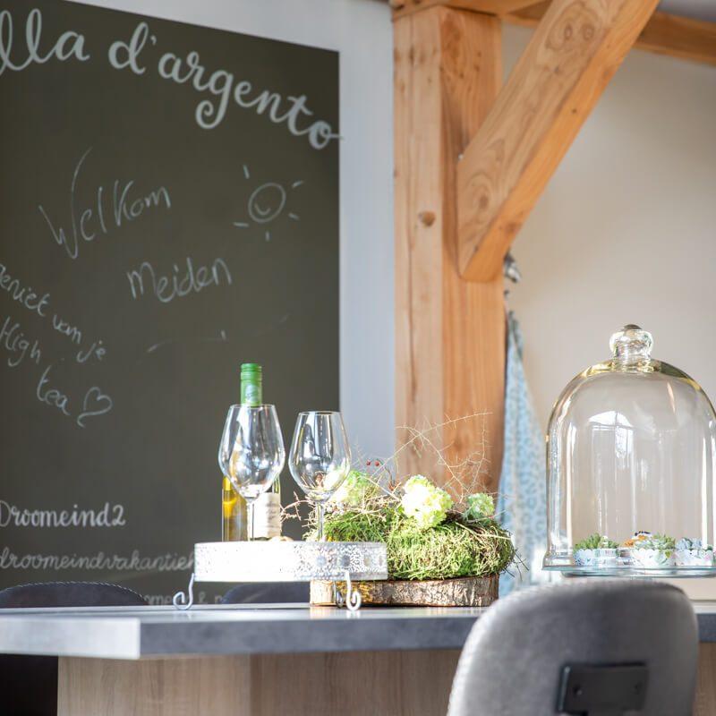 vakantiewoning met paardenhotel alphen brabant villa D'argento16