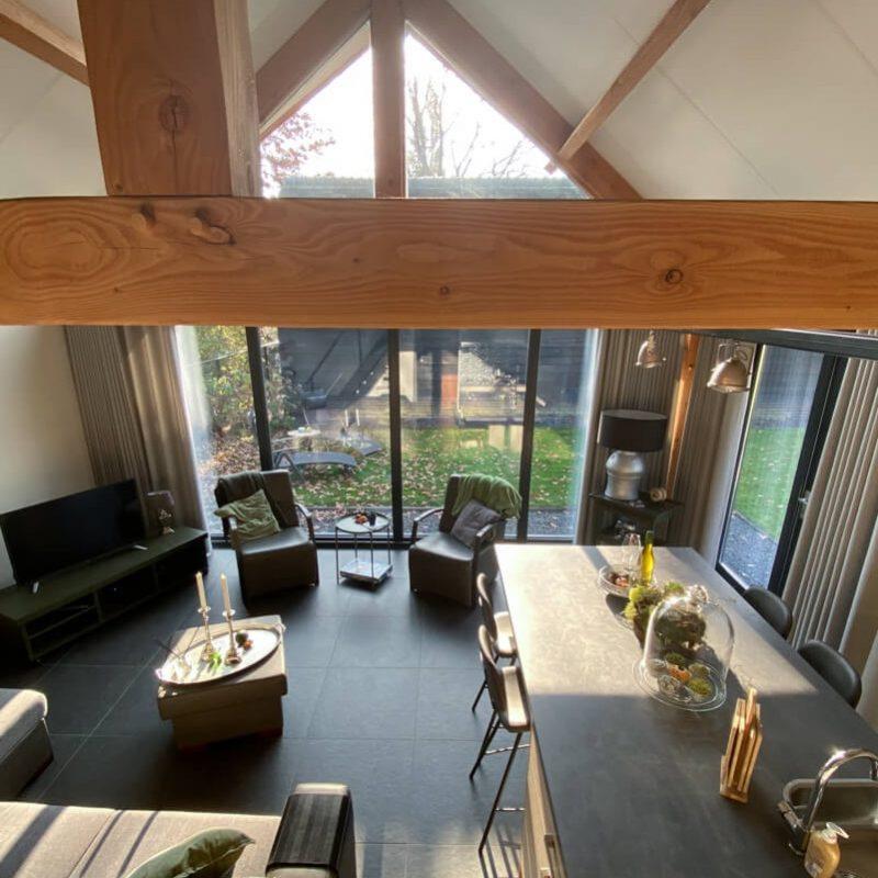 vakantiewoning met paardenhotel alphen brabant villa D'argento17