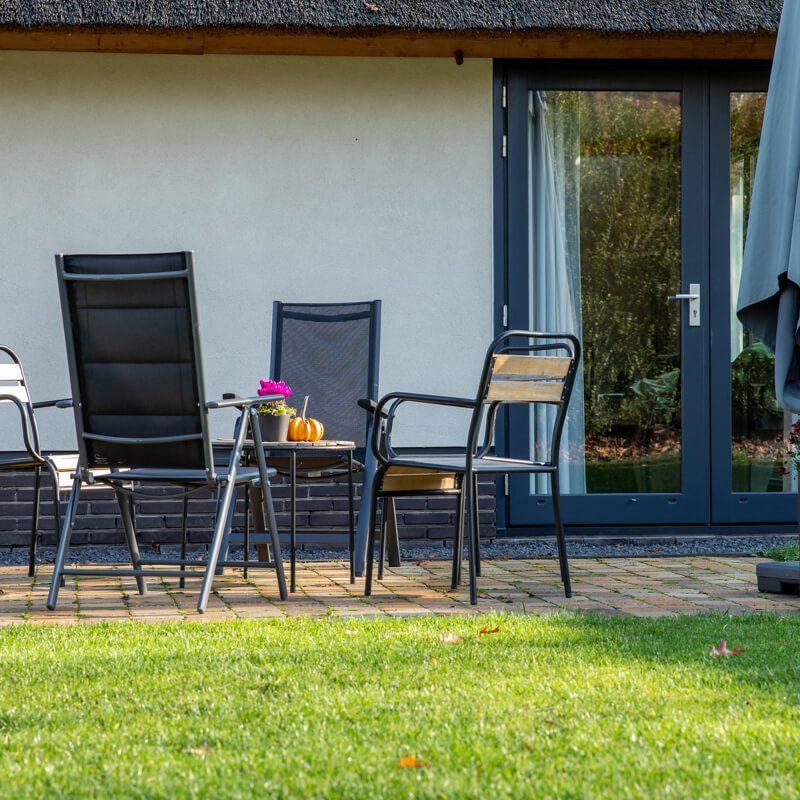 vakantiewoning met paardenhotel alphen brabant villa D'argento3