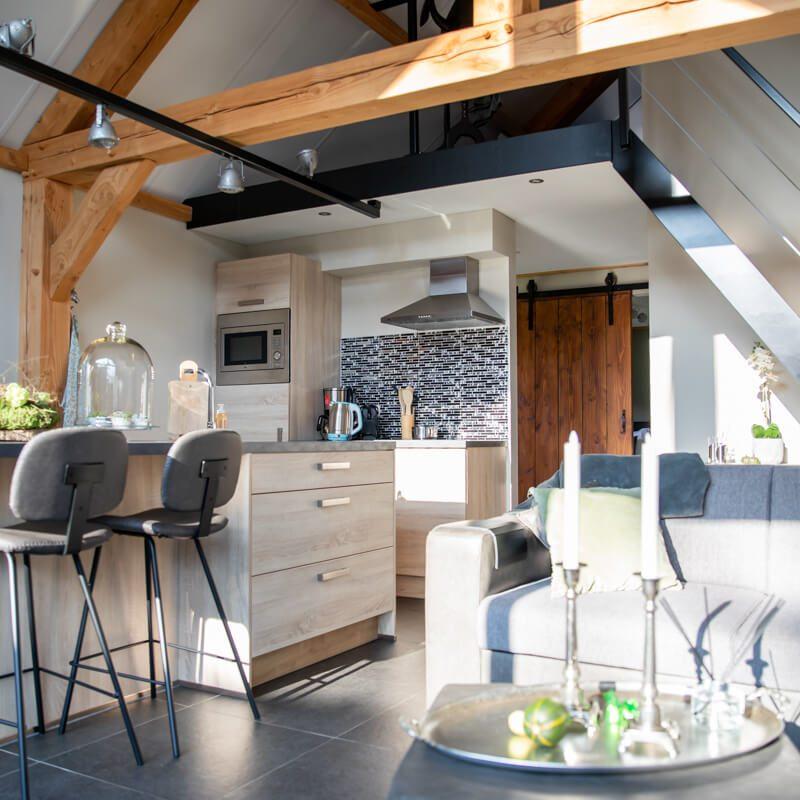 vakantiewoning met paardenhotel alphen brabant villa D'argento36