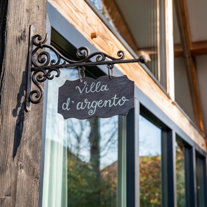 vakantiewoning met paardenhotel alphen brabant villa D'argento5